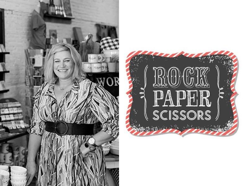 lisa rock paper scissors