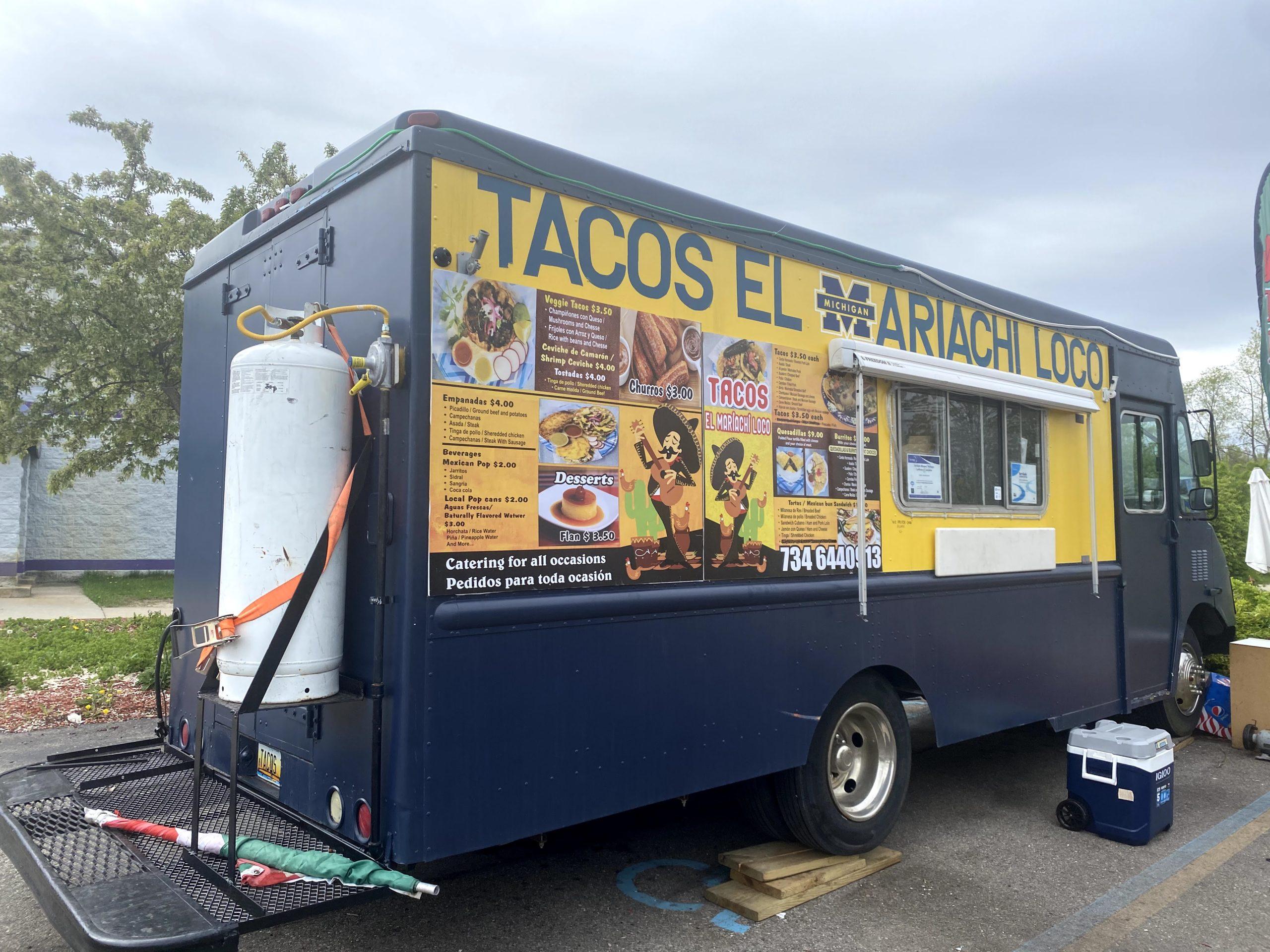Washtenaw County Food truck