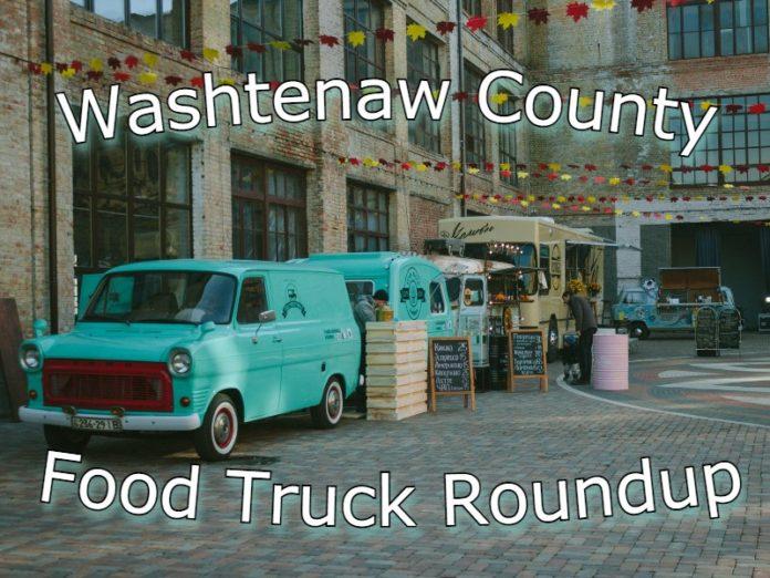 Washtenaw County Food Trucks