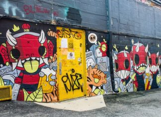 alleyway project