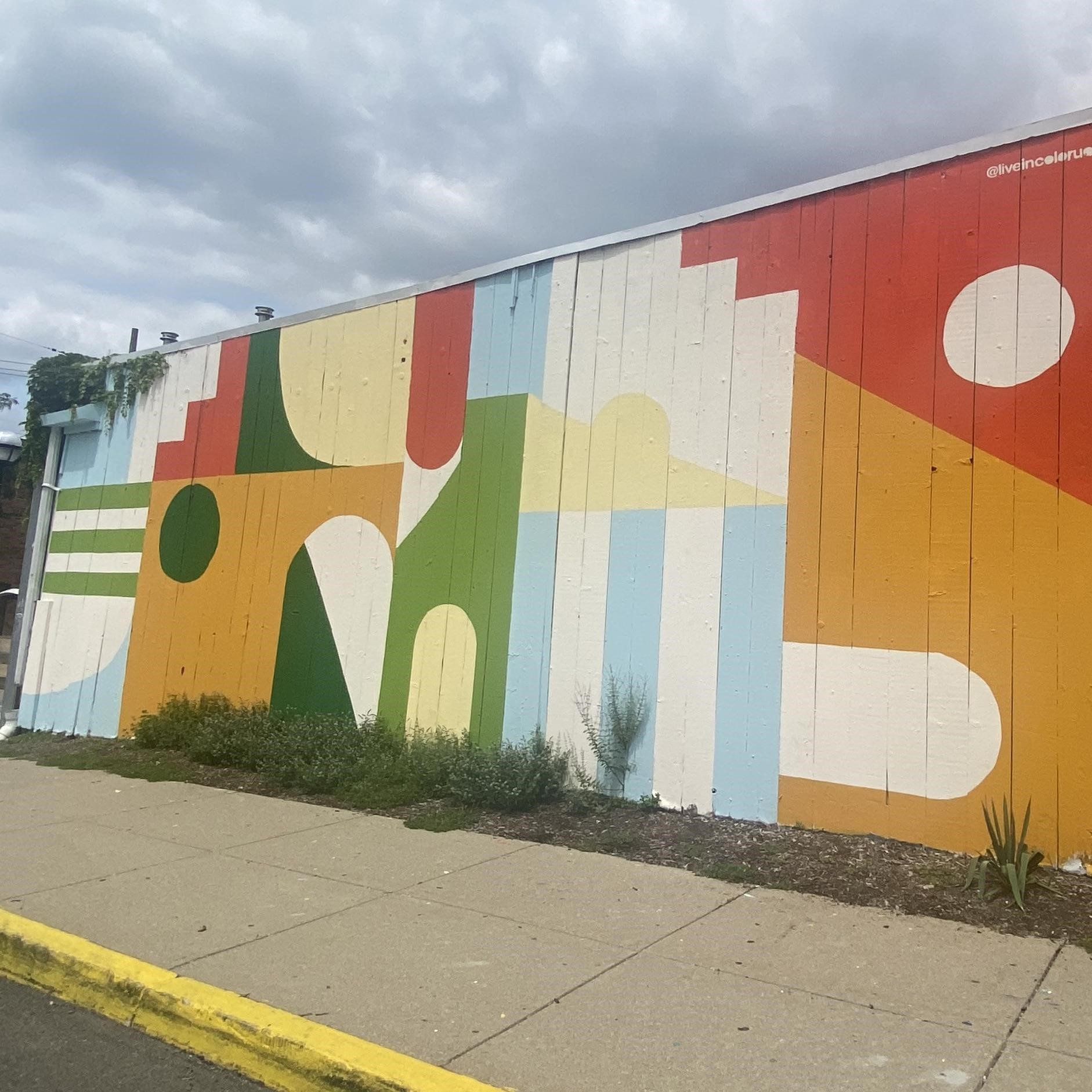 a2ac instagram-able mural