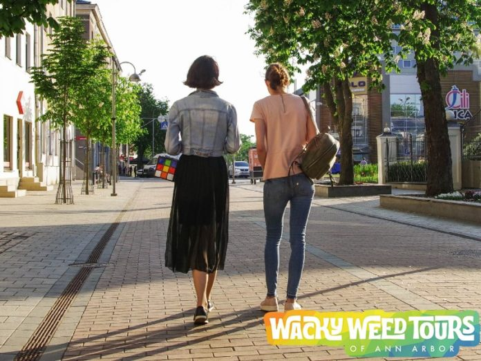 wacky weed tours